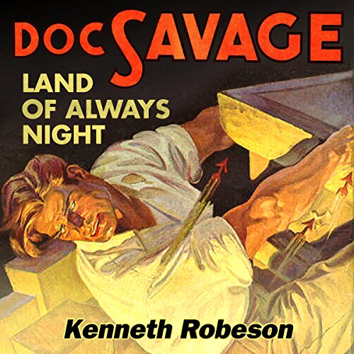 The Land of Always Night audiobook cover art