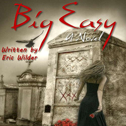 Big Easy audiobook cover art
