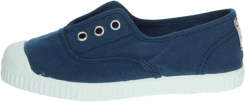 Cienta Kids Shoes 70997 (Toddler/Little Kid/Big Kid) Navy 32 (US 1.5 Little Kid) M