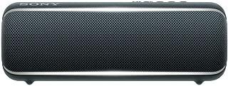 Sony SRS-XB22 Bポータブル防水Bluetoothスピーカー ブラック (並行輸入品)…
