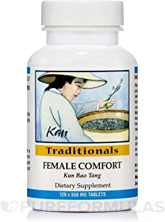 Kan Herbs - Female Comfort 120 tabs [Health and Beauty]