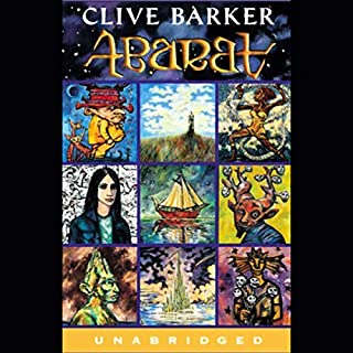 Abarat, Book 1 cover art