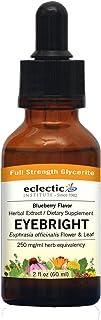 Eclectic Eyebright Glycerite, Orange, 2 Fluid Ounce