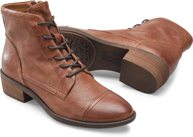 Comfortiva Womens Corda Closed Toe Ankle Fashion Boots