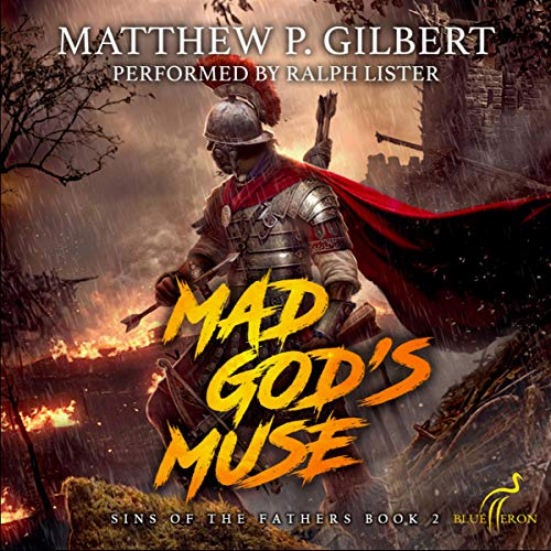 Mad God's Muse cover art