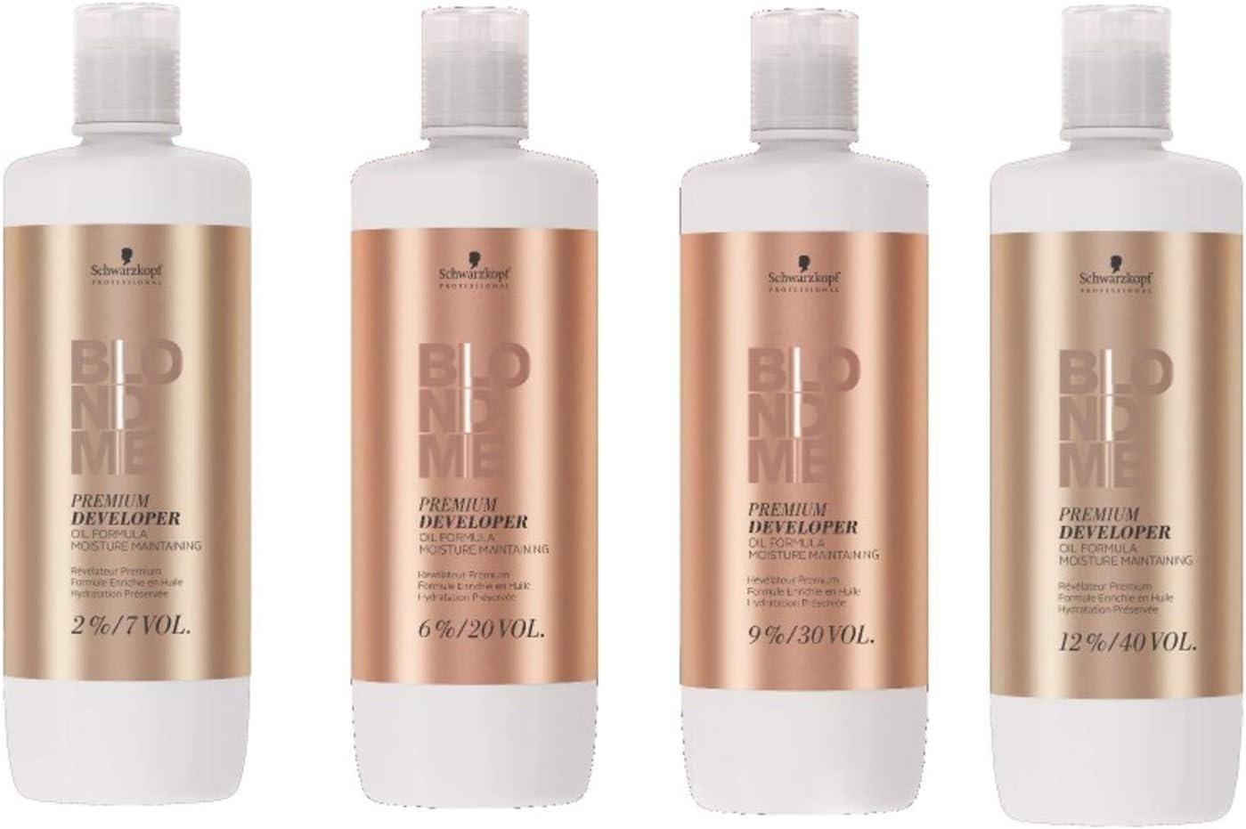 Schwarzkopf Professional Loción Activa Premium 7 Vol - 1000 ml