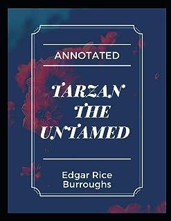 Tarzan the Untamed Annotated