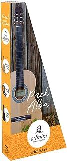 Admira (Alba) Iniciación 4/4 (Pack) guitarra clásica espa�