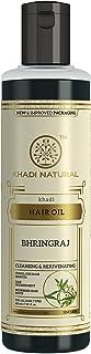 Khadi Natural Ayurvedic Bhringraj Hair Oil, 210ml