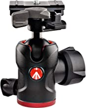 Manfrotto 494 Aluminum Center Ball Head with 200PL-PRO Quick Release Plate, 3.9