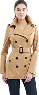Best cropped trench coat womens Reviews