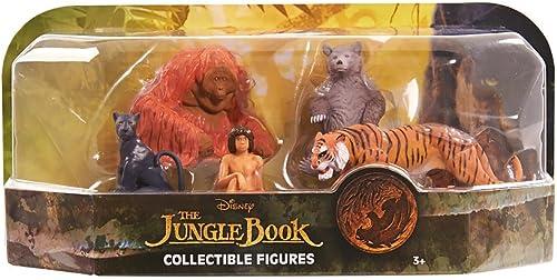 Disney The Jungle Book Figure (5 Pack) by Disney