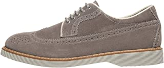 Nero Giardini P704971U Chaussures À Lacets Homme en Cuir Et Cuir Velours