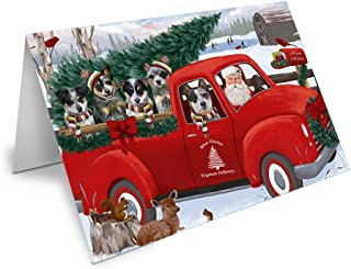 Best delivery truck christmas cards Reviews