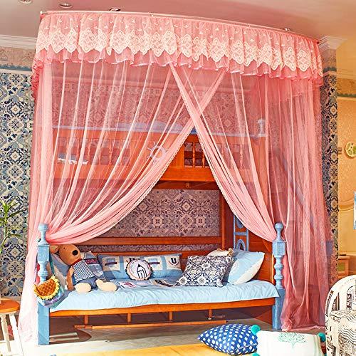 Moustiquaire Baldaquin Ciel de Lit- Moustiquaire double bébé moustiquaire\