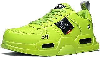 Scarpe da Ginnastica Moda Uomo Sneakers Sportive Casual Scarpe Calde Invernali Stivali da Neve con Pelliccia