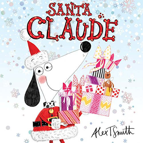 Santa Claude audiobook cover art