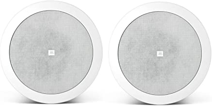 Best JBL Professional C24CT MicroPlus C24CT 4.5-Inch Ceiling Loudspeakers, White, Sold as Pair Review