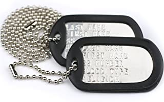 create your own military dog tags