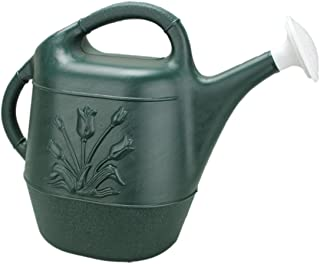 Cado 63065 2Gal Watering Can, Hunter Green, 2 gallon