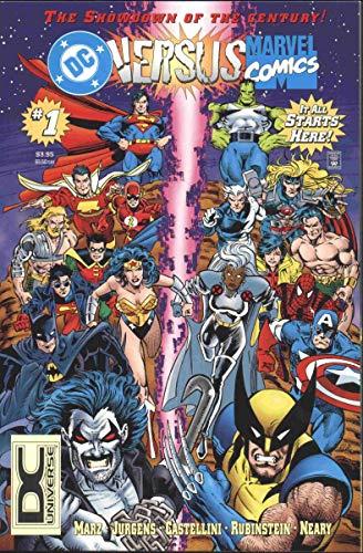 DC vs Marvel #1
