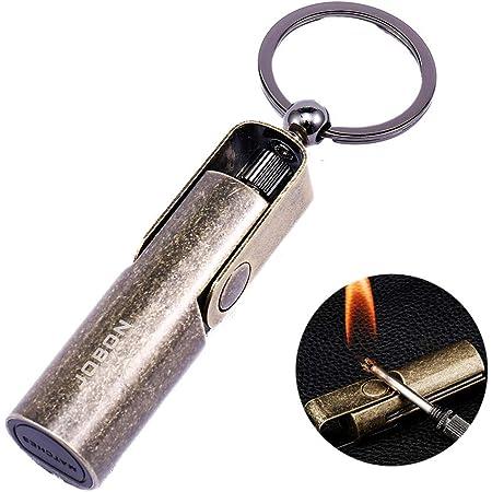 iFCOW Survival Camping Emergency Fire Starter Permanent Metal Match Striker Lighter