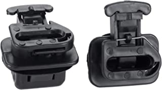 Automobiles-Auto Fastener & Clip - 2Pcs Rear Seat Car Rear Cushion Pad Clips For TSX TL 2009 Insight Accord 2010 82137-SDA...