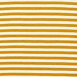 Fabulous Fabrics Bündchen Schlauchware schmale Streifen
