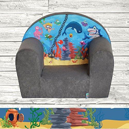 FORTISLINE Kindersessel Mini Ocean II W387_11