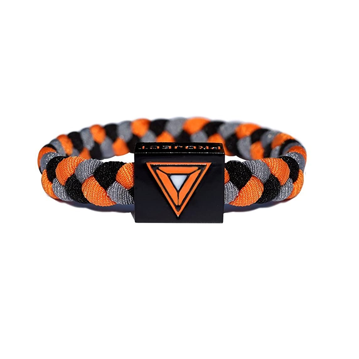 League of Legends Official Wristband, PROJECT, Black, Orange, One Size
