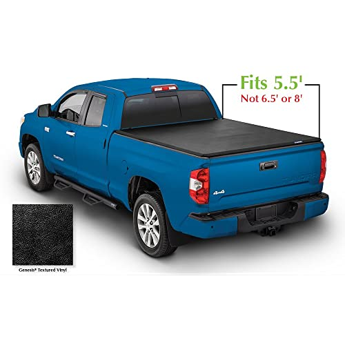 Lund 950120 Genesis Tri-Fold Truck Bed Tonneau Cover for 2007-2018 Toyota Tundra