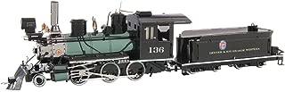 Fascinations Metal Earth Wild West 2-6-0 Locomotive 3D Metal Model Kit