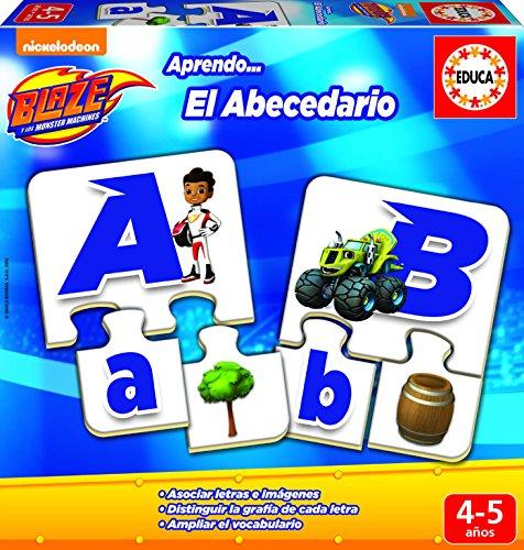 Blaze   El Abecedario, Juego de asociación (  16991)