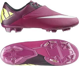 Nike Mercurial Glide II FG Youth Soccer Cleats (Red Plum/Volt/Black/Windchill)