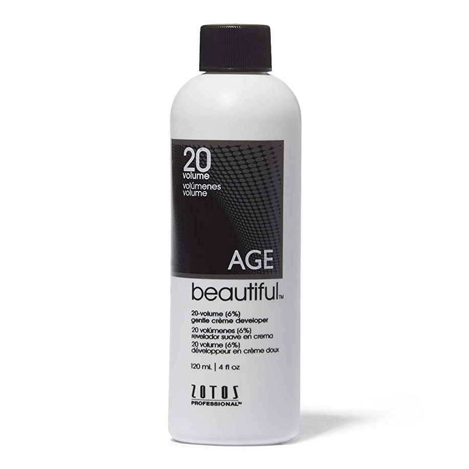 AGEbeautiful Creme 20 Volume Developer