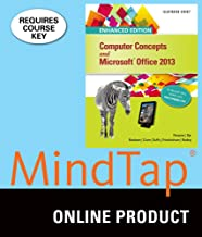 MindTap Computing for Parsons/Oja/Beskeen/Cram/Duffy's Enhanced Computer Concepts Microsoft Office 2013 Illustrated, 1st Edition