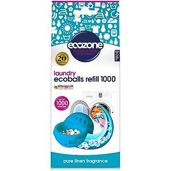 Ecozone Laundry Ecoballs Refill Pure Linen, 0.4 kg