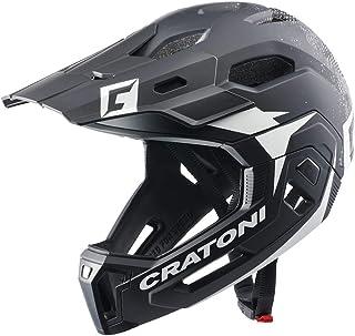 Cratoni C-Maniac 2.0 MX MTB Helm Black/red Matte 2020 Fahrradhelm