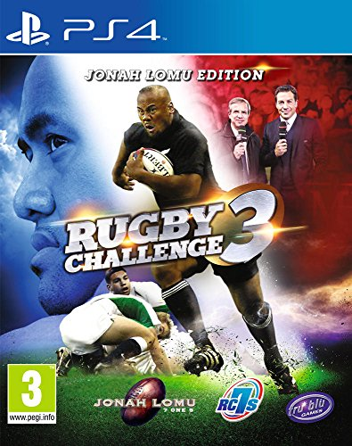 Rugby Challenge 3 - édition Jonah Lomu - PlayStation 4 - [Edizione: Francia]