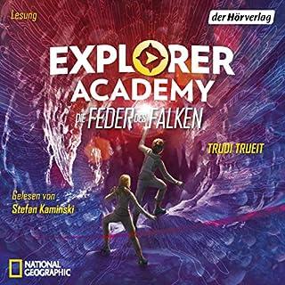 Die Feder des Falken     Explorer Academy 2              Autor:                                                                                                                                 Trudi Trueit                               Sprecher:                                                                                                                                 Stefan Kaminski                      Spieldauer: 5 Std. und 6 Min.     3 Bewertungen     Gesamt 5,0