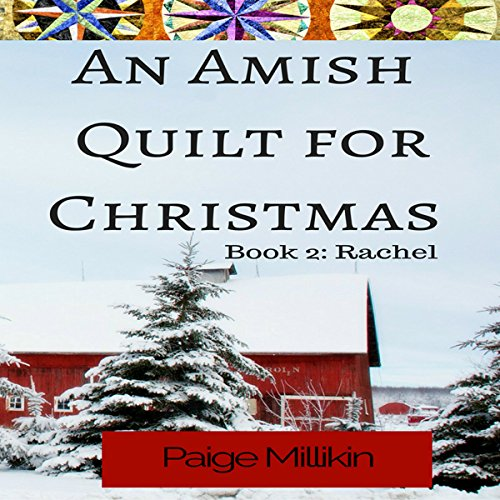An Amish Quilt for Christmas audiobook cover art