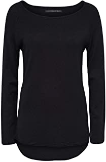 Luxury Fashion | Only Womens 15109964BLACK Black Jumper | Autumn-Winter 19