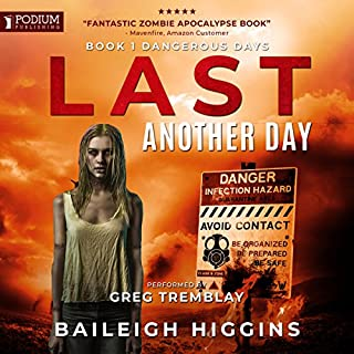 Last Another Day audiobook cover art