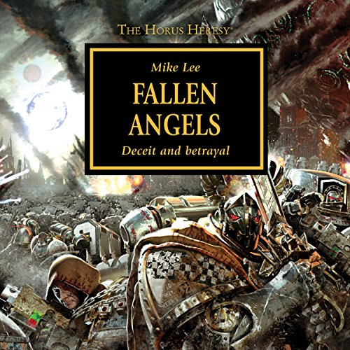 Fallen Angels audiobook cover art