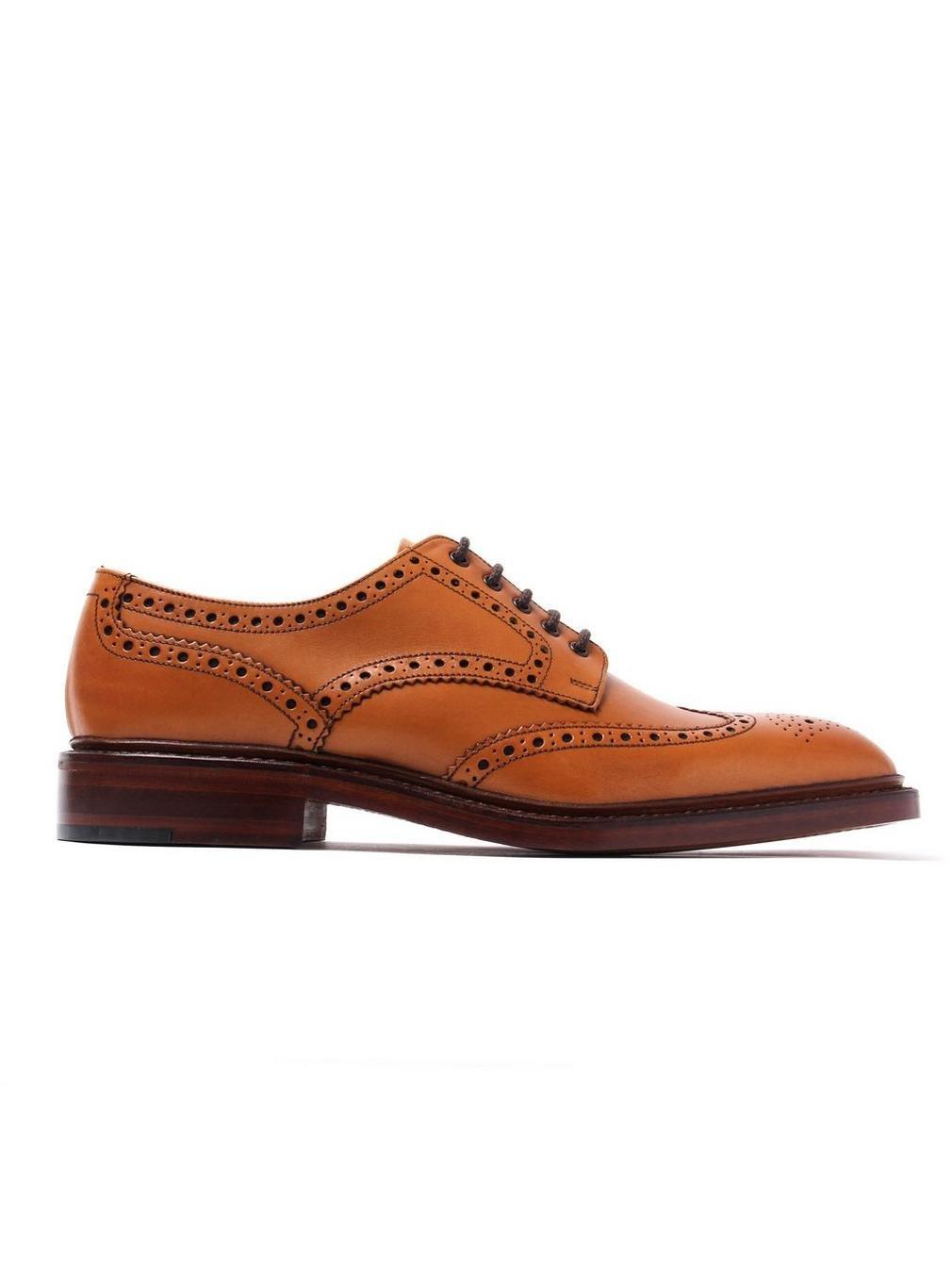 Loake Chester 2 Mens Brogue Shoe