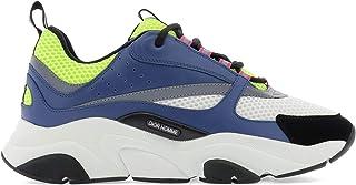 DIOR Women's 3SN231YKB561 Multicolor Fabric Sneakers