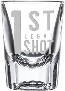 1st Legal Shot Glass