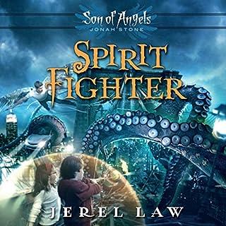 Spirit Fighter audiobook cover art