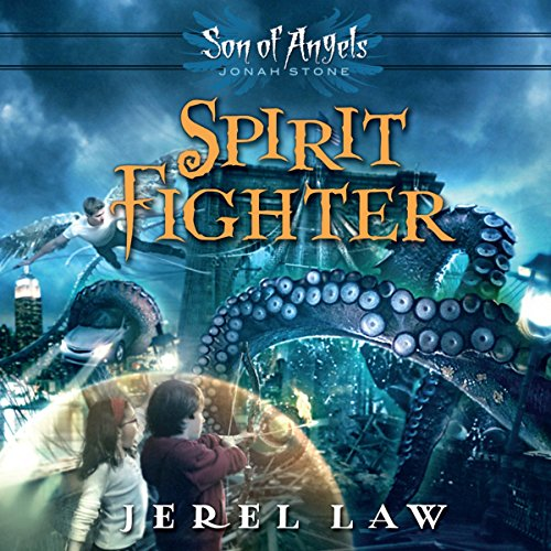 Spirit Fighter audiobook cover art