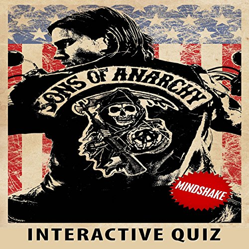 Sons of Anarchy - The Interactive Quiz audiobook cover art
